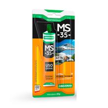 Cola Multiuso Ms35 Branca 85g Amazonas