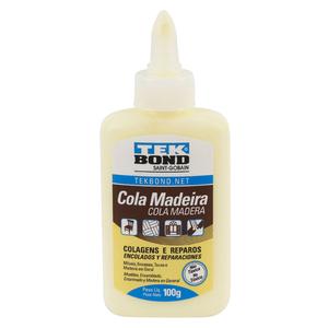Cola para Madeira 100g TekBond