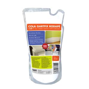 Cola para Rodapés Branca Gartfix Gart