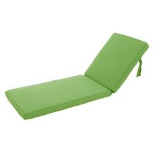 Colchão Espreguiçadeira Poliéster Matilda Verde Greenery 190x62cm