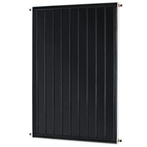 Coletor Solar 2x1m Cumulus