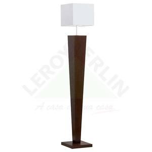 Coluna 175x34cm Tabaco MM Iluminação