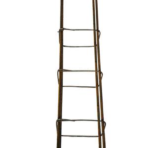Coluna de Aço 4 Ferros 3/8 10x20cmx3m Columaster