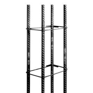Coluna de Aço 7X17 10mm 6m Gerdau