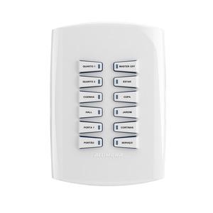 Comando Auxiliar para Automação Residencial Smart Control Alumbra