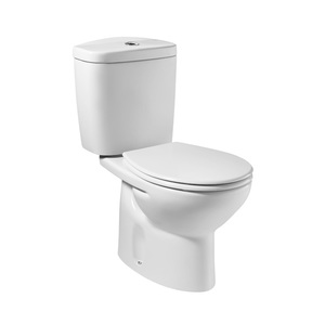 Combo Vaso Sanitário com Caixa Acoplada 3/6L Victoria Branco Roca