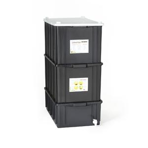 Composteira Plástica 60L