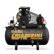 Compressor 6 Mpi 140psi 1,5Hp Monofásico  Chiaperini