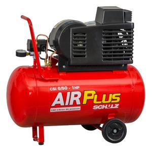 Compressor  Air PLUS 6/50 1,CV 110/220v