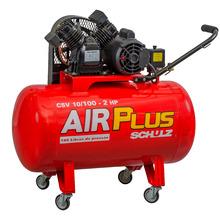 Compressor Air Plus 10/100 127V Schulz