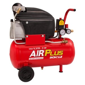 Compressor Air Plus CSA 8,3/25 127V Schulz