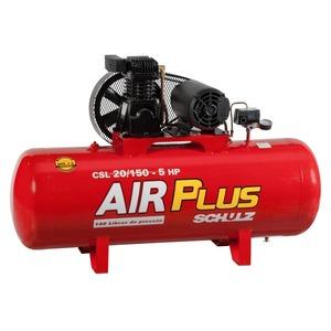Compressor Air Plus Csl 20/150 220/380V Schulz