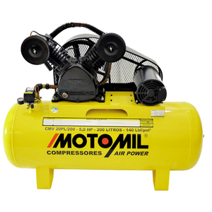 Compressor AirPower CMV20PL/200  220/380V Motomil