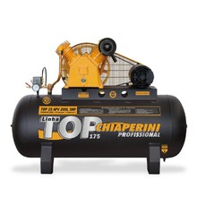 Compressor Ar Top15Apv 200L C/Mm 3Hp 110/220V