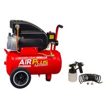 Compressor de Ar AirPlus Adventure MSI 7,6/22 1,5HP 127V (110V) Schulz