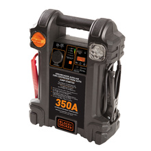 Compressor inflador de pneus integrado  com 100 PSI JS350CC 12V Black&Decker