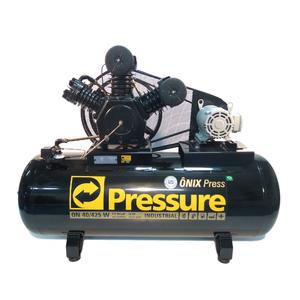 Compressor ON40/425WTA 10Hp 425L Trifásico Pressure
