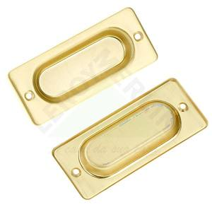 Concha de Latão 152  Dourado sem Furo com 2un Imab