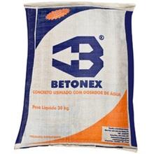 Concreto Usinado 30Kg Betonex