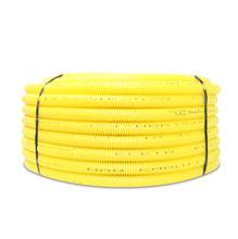 Conduíte Corrugado 1 '' Amarelo Tuboline