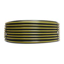 Conduite Liso 1 '' Preto/Amarelo Tuboline