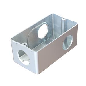 "Condulete Múltiplo Alumínio 1.1/2 Tipo ""L"" Daisa"