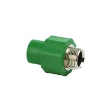 """Conector Macho Polipropileno PPR 20mm ou 3/4"""" Tigre"""