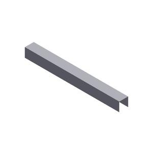 Conector U 97 Light Steel Frame Aço 0,35mx0,09mx0,95mm Imecon