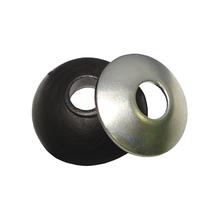 Conjunto de Arruela de Vedação Aço e PVC 10 unidades