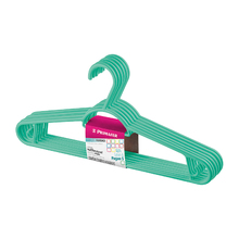 Conjunto de Cabides Leve 6 Pague 5 Plástico Verde Sanremo
