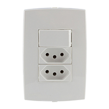 Conjunto de Interruptor de Energia  Lille Lexman