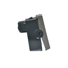 Conjunto de Interruptor de Simples Aluminio Arteor Pial Legrand