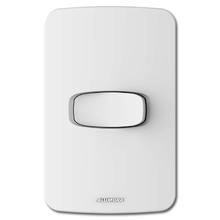 Conjunto de Interruptor Simples 10A 4x2 Branco Gracia