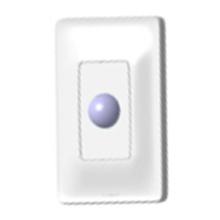 Conjunto de Sensor  Branco Zeffia Pial Legrand