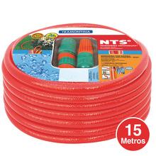 Conjunto Mangueira Antitorção NTS 15m Tramontina