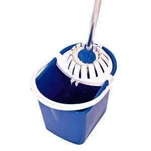 Conjunto Mopinho 1,20m Azul Bralimpia