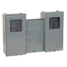 Conjunto para 2 Medidores com Montagem Básica 3091/MFV-MB2 Strahl