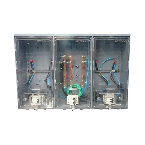 07383f409ac Conjunto para 2 Medidores com Montagem Basica
