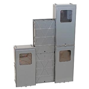 Conjunto para 3 Medidores com Montagem Básica 3091/MFV-MB3 Strahl