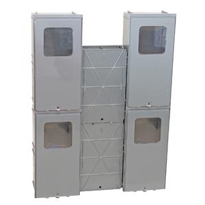 Conjunto para 4 Medidores com Montagem Básica 3091/MFV-MB4 Strahl
