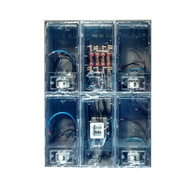 192a1218fb5 Conjunto para 4 Medidores com Montagem Basica