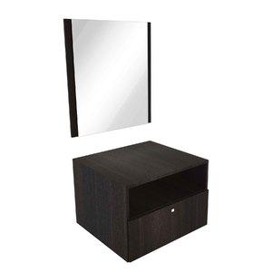 Conjunto para Banheiro Concept 35x50x45cm Branco Venturi