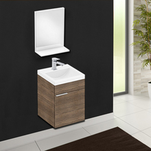Conjunto para Banheiro Like 54x41x34cm Wengue Celite