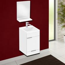 Conjunto para Banheiro Like 65x41x34cm Branco Celite