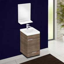 Conjunto para Banheiro Like 65x41x34cm Wengue Celite