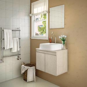 Conjunto para Banheiro Tokyo 45x55,3x40cm Rovere Gaam