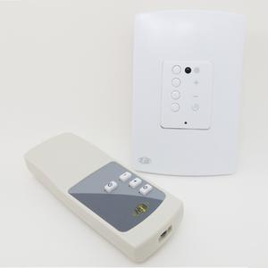 Controle Remoto 4x2 para 1Lâmpada e 1Ventilador PW Eletronica