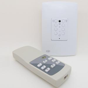 Controle Remoto 4x2 para 2Lâmpadas e 2Ventiladores PW Eletronica