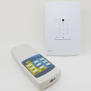 Controle Remoto 4x2 para Lâmpada e Ventilador PW Eletronica