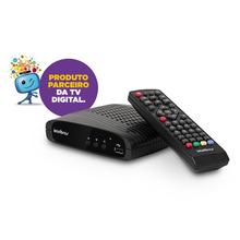 Conversor e Gravador Digital HDTV Intelbras